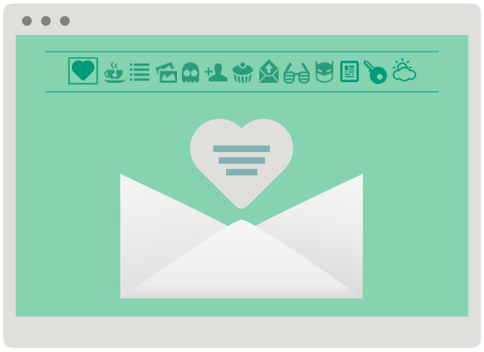e-mail marketing atractivo